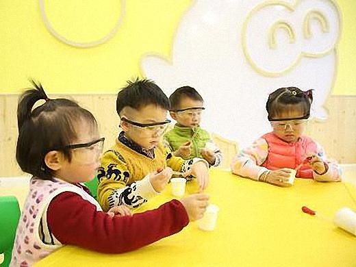 鲱鱼宝宝早教中心加盟 8