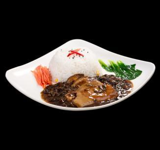 王妈凉皮加盟 米饭