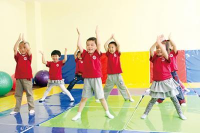 北大青鸟幼儿园加盟 跆拳道