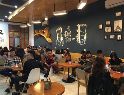 薡茶精致茶饮加盟 薡茶精致茶饮门店2