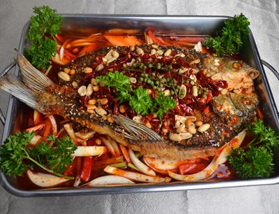 鱼火肴加盟 鱼火肴