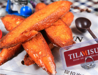 提拉米酥烘焙坊加盟 产品图