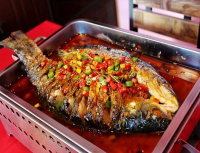 通吃猫时尚烤鱼加盟 通吃猫烤鱼