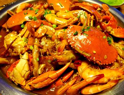 巴比酷肉蟹煲加盟 巴比酷肉蟹煲加盟