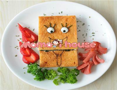 茉茉爱家亲子餐厅加盟 产品