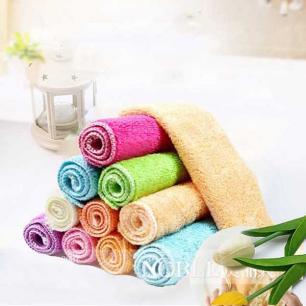 贵丽人竹纤维生态家纺加盟 竹纤维洗碗巾