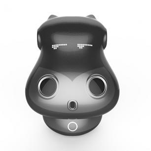 PAPO智能机器人加盟 黑色