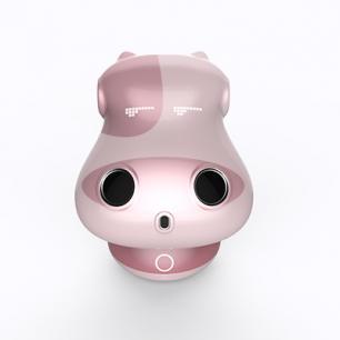 PAPO智能机器人加盟 粉色