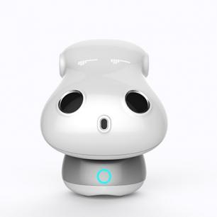 PAPO智能机器人加盟 正面