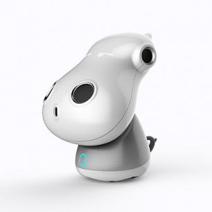 PAPO智能机器人加盟 45°