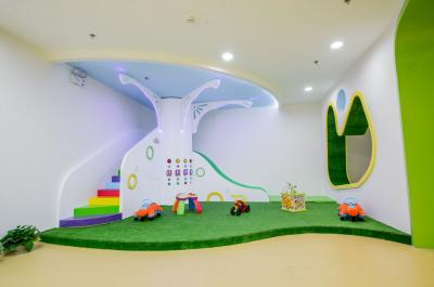 英国天线宝宝早教加盟 门店展示