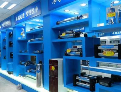 深圳金詩雨凈水器加盟 代理商店面