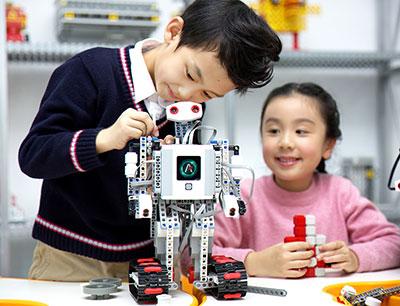 能力风暴机器人加盟 能力风暴教育机器人加盟