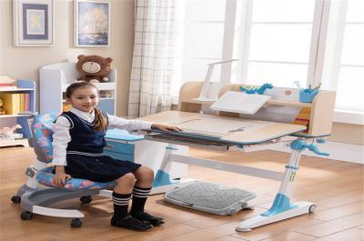 生活诚品儿童学习桌加盟 ZY6601蓝色