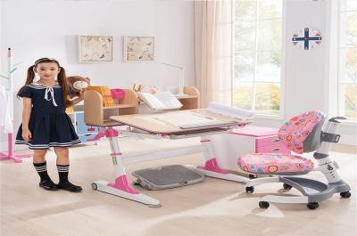 生活诚品儿童学习桌加盟 ZY6601粉色