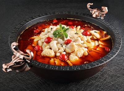 鱼侦炭烤鱼加盟 激情泡椒