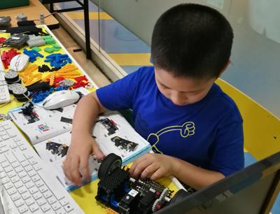 森孚机器人加盟 森孚教育加盟