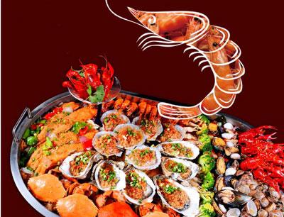 京成一品海鲜大咖加盟 海鲜大咖