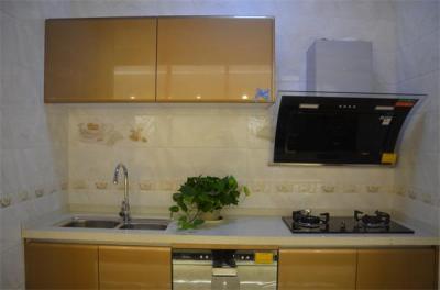 华宁装饰加盟 厨房样板间