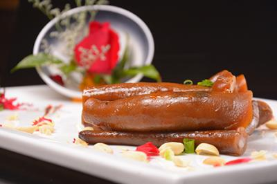 藕然间养生火锅加盟 菜品展示