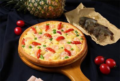 玛格利塔披萨加盟 夏威夷海鲜披萨