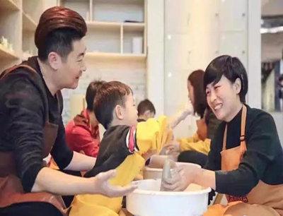 天物坊陶艺馆加盟 陶艺