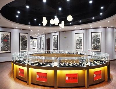 中艺财富艺术品体验馆加盟 远景