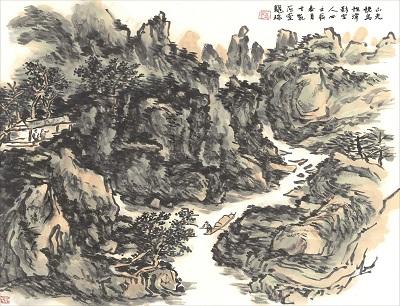中艺财富艺术品体验馆加盟 书画