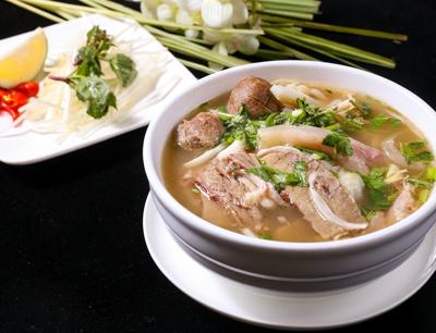 越兰香加盟 越南火车头牛肉粉