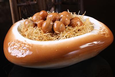 乾矿火锅加盟 菜品展示
