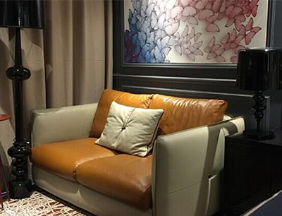 兰欧酒店加盟 室内休息区