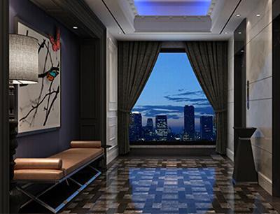 兰欧酒店加盟 电梯口