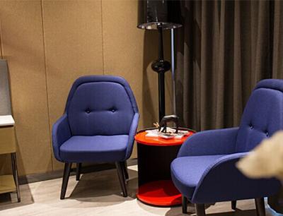 兰欧酒店加盟 室内休息沙发