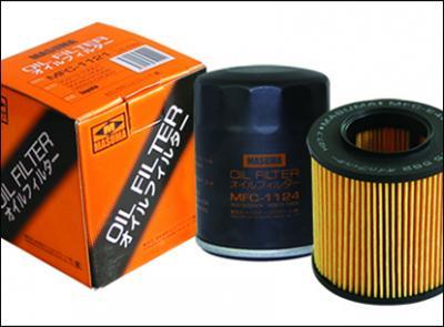 玛速玛汽车零部件加盟 机油滤清器