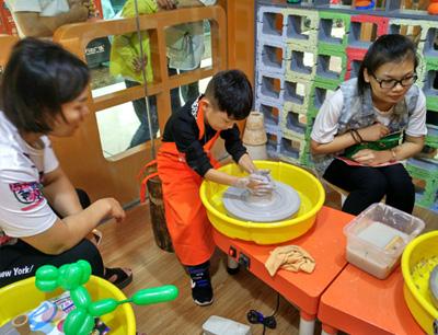 天才计划儿童创意工坊加盟 天才计划