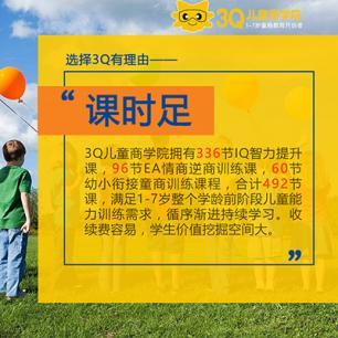 3Q儿童商学院加盟 企业形象