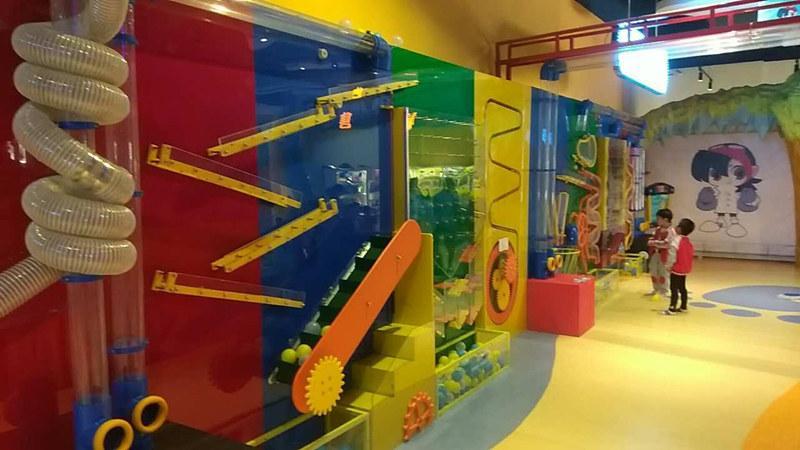 凯特乐儿童乐园加盟 小球运动