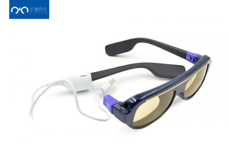 水镜先生加盟 可以冒蒸汽的黑科技眼镜