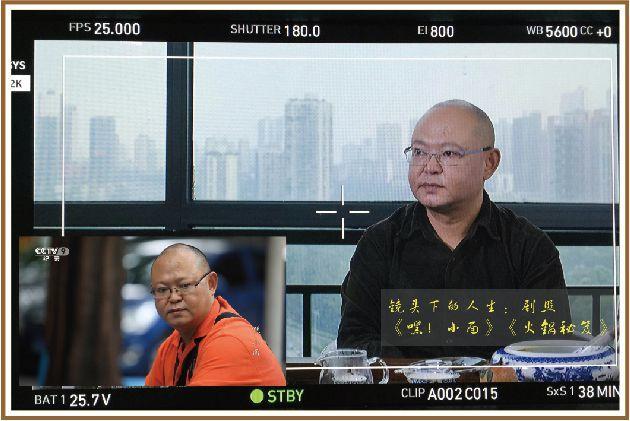 123台灯的面加盟 123台灯参与电视拍摄图