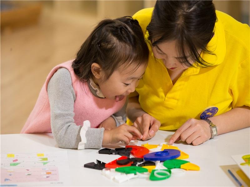 创思童思维教育加盟 教学