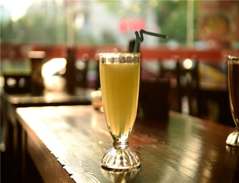 川石轩叉烧面加盟 柠檬汁