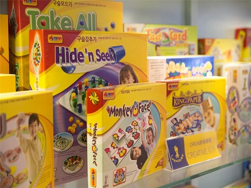 创思童思维教育加盟 教具