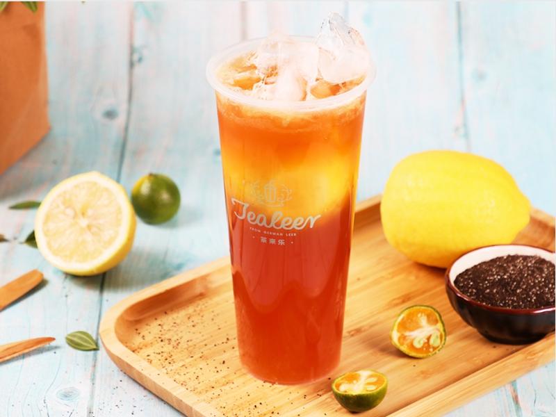 Tealeer茶来乐茶饮加盟 茶来乐
