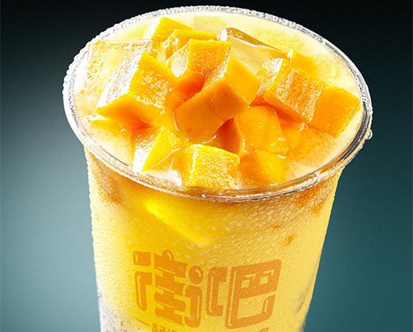 街吧奶茶加盟 芒果欧蕾