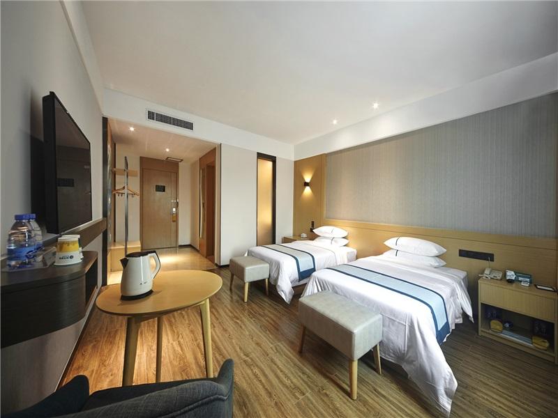 城市便捷酒店加盟 房间
