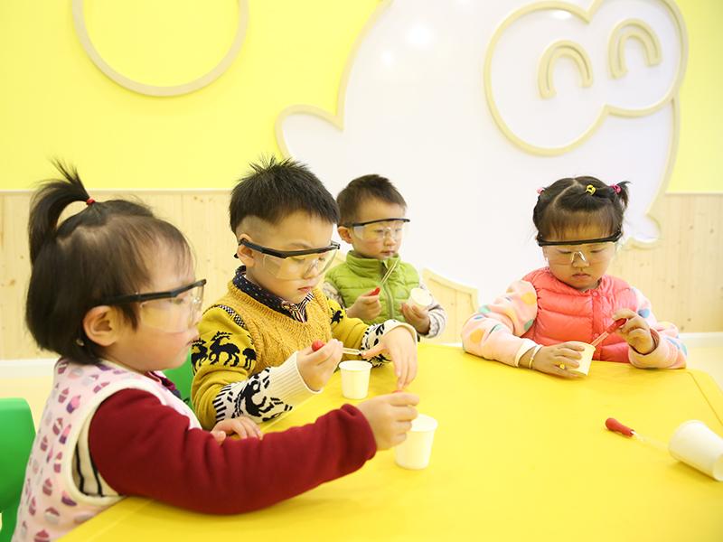 鲱鱼宝宝早教中心加盟 3