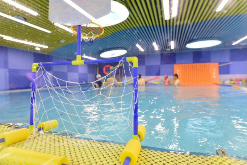 萌帆親子游泳加盟 泳池1