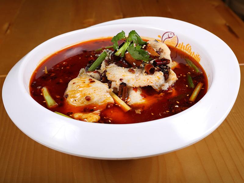 小鱼小面酸菜鱼米饭加盟 1