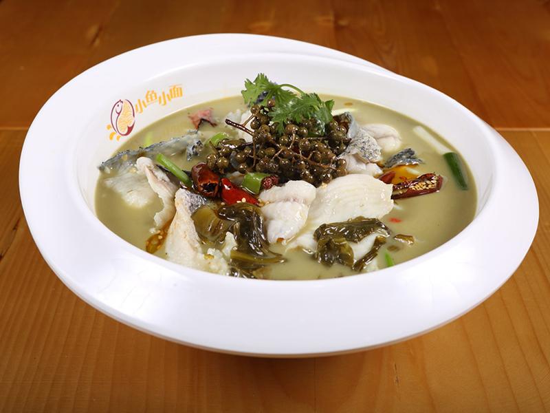 小鱼小面酸菜鱼米饭加盟 2