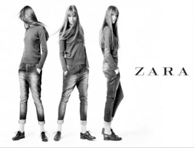 ZARA折扣店加盟 zara加盟